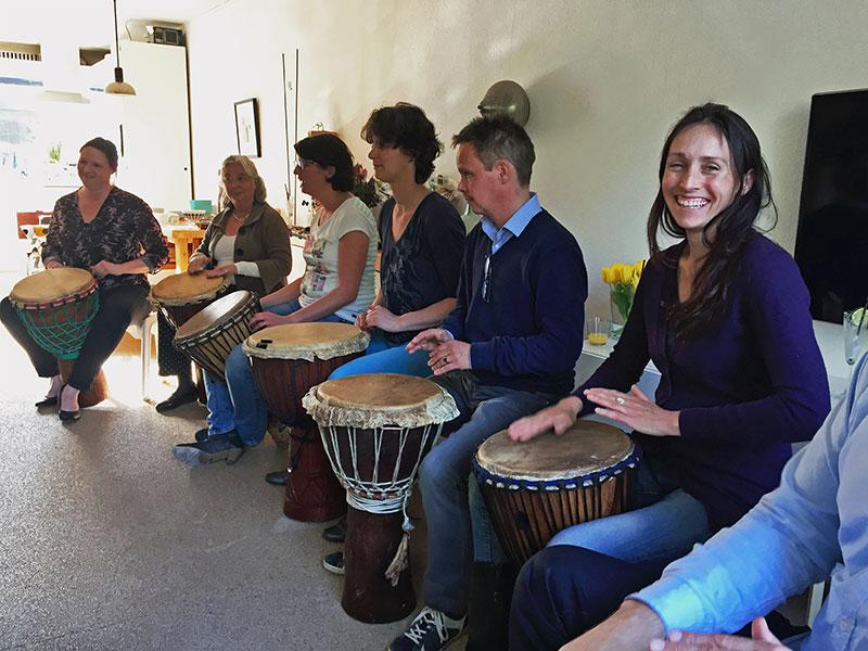 djembe workshop volkshotel amsterdam djembeles victor sams djembeworkshop djembe cursus amsterdam - Djembé workshops in Volkshotel