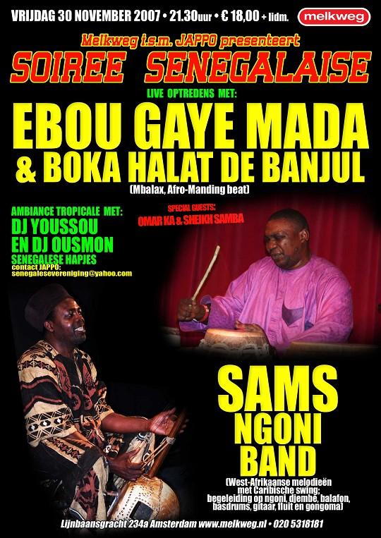 djembe djembeles djembe les djembecursus djembe cursus djembe workshop djembeworkshop soiree senegalaise - Soirée Senagalaise