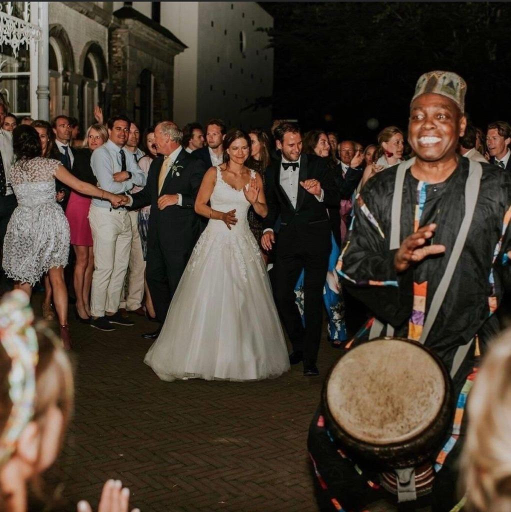 djembe workshop bruiloften trouwerijen - Djembé workshops op bruiloften